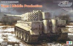 Sd.Kfz. 181 Pz.kpfw.VI Ausf. E Tiger I Middle Production