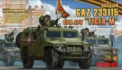 RUSSIAN GAZ 233115 TIGER-M SPN SPV