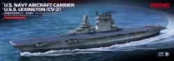 U.S. Navy Aircraft Carrier U.S.S. Lexington (CV-2)
