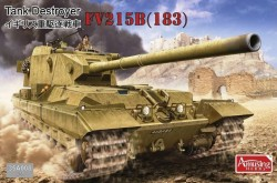 British Tank Destroyer FV215B (183)