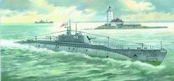 Soviet Pravda class submarine