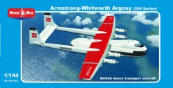 Armstrong-Whitworth Argosy BEA cargo 200 series