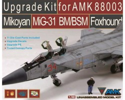 MiG-31BM/BSM Foxhound Upgrade kit