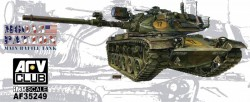 M60A3 TTS Patton Main Battle Tank