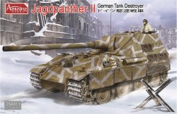 German Jagdpanther II tank destroyer