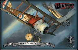 Sopwith F.1 Camel Clerget