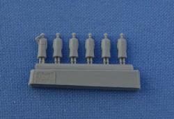 Kriegsmarine winter static figures set 1
