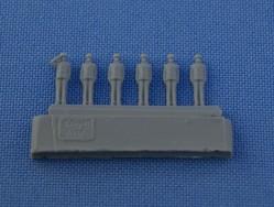Kriegsmarine summer static figures set 1