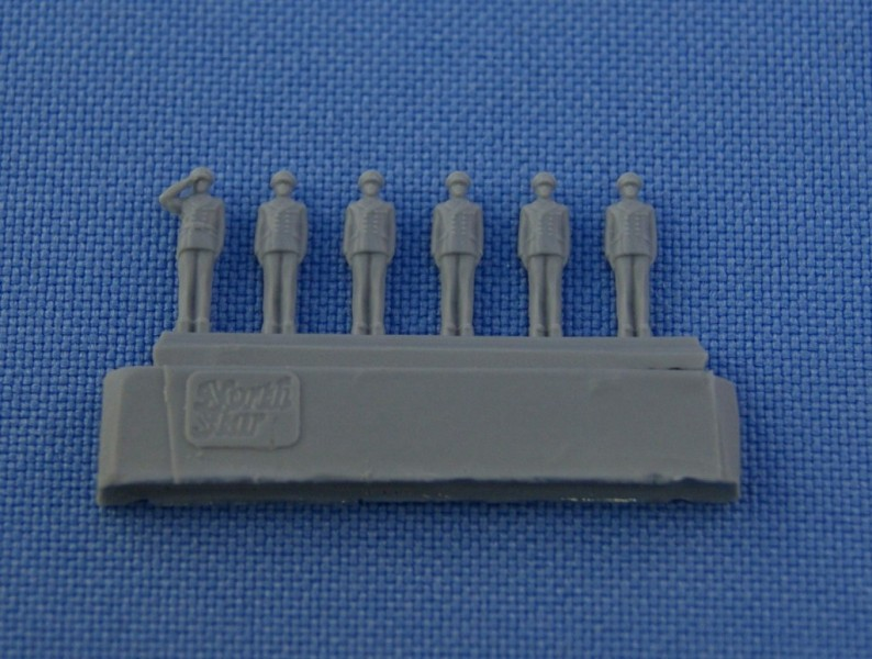 Kriegsmarine summer static figures set 1