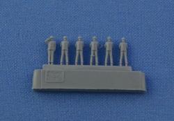 Kriegsmarine summer static figures set 2