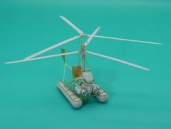 Kamov Ka-8 Soviet helicopter Resin model kit