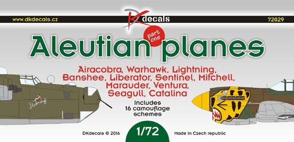 Aleutian Planes Pt. 1