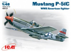 Mustang P-51C American Fighter