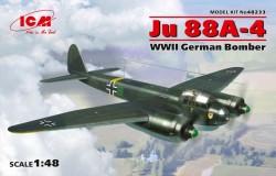 Ju 88A-4, WWII German Bomber
