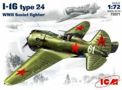 Polikarpov I-16 Typ 24