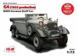 WWII German Stuff Car G4