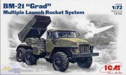 BM-21 Grad Rocket system