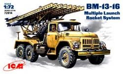 BM-13-16 Multiple launch rocket system
