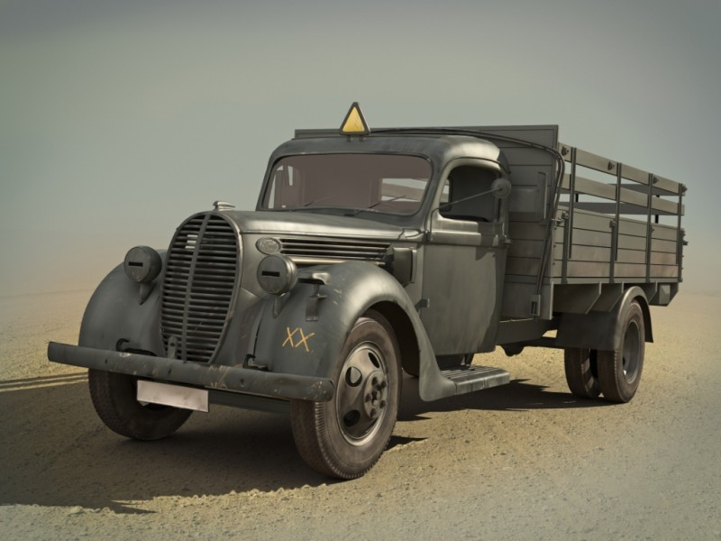 G917T 1939 Production