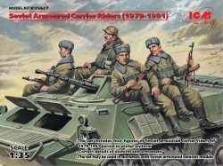 Soviet Armored Carrier Riders