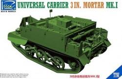 Universal Carrier 3 in. Mortar Mk.1
