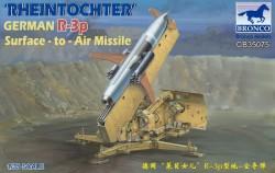 Rheintochter German R-3p Surface-to-Air Missile
