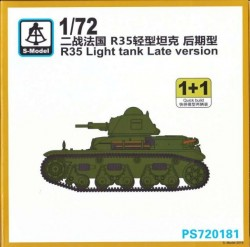R35 Light tank Late