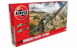 JUNKERS Ju87B-1 STUKA