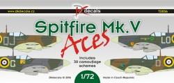 Spitfire Mk.V Aces