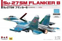 Su-27 SM FLANKER B