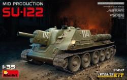 SU-122 (Mid Production)w/Interior