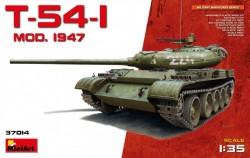 T-54-1 SOVIET MEDIUM TANK Mod.1947