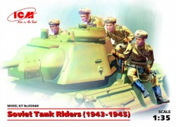 Soviet Tank Riders 1943-1945