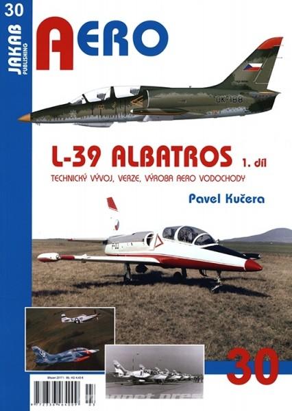Aero 30 - Albatros L-39, 1.díl