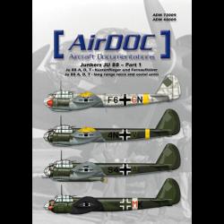 Ju 88 #1 Ju 88 A, D, T - Küstenflieger und Fernaufklärer
