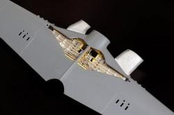 P-51D Mustang Wheelwell Set