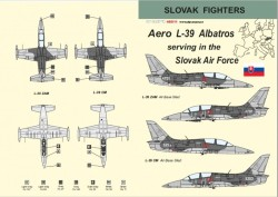 Slovak Fighters L-39