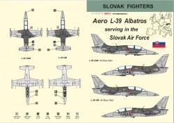 Slovak Fighters L-39