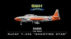 T33A Shooting star ROCAF Limited Edition