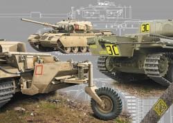Long Range Centurion Mk.3/5 (w/external fuel tanks)