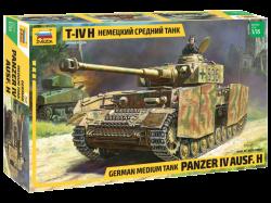 Panzer IV Ausf.H German Medium Tank