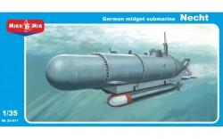 German midget submarine Necht