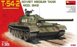 T-54-2 SOVIET MEDIUM TANK. Mod 1949