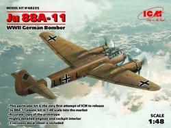 Ju 88A-11, WWII German Bomber