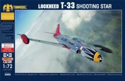 LOCKHEED T33 SHOOTING STAR