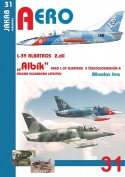 Aero 31 - Albatros L-39, 2.díl