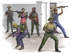 African Freedom Fighters