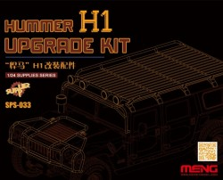 HUMMER H1 Upgrade Kit 1/24
