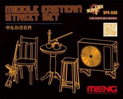 Middle Eastern Street Set