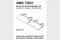 Su-25, Su-39 aircraft flaps set